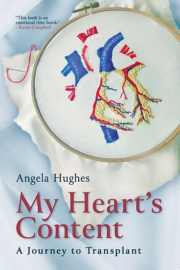 ebook - My Heart's Content by Angela Hughes -MOBI