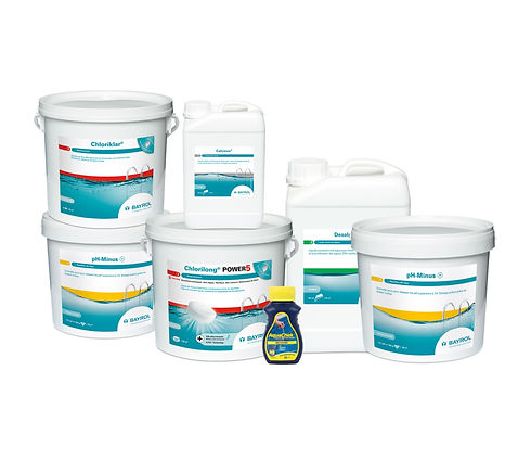 Produits traitement piscine Reims
