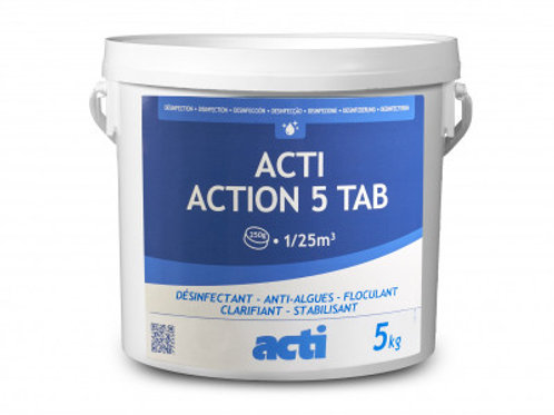 Action 5 Tab - ACTI