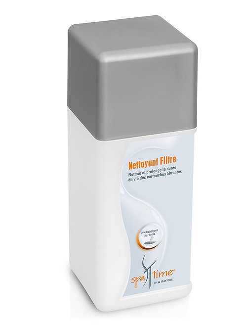 Nettoyant filtre - Spa Time BAYROL
