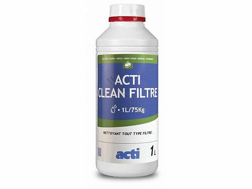 Clean Filtre 1L - ACTI