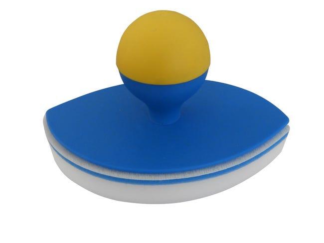 Brosse ligne d'eau avec poignée - Easy Pool'Gom