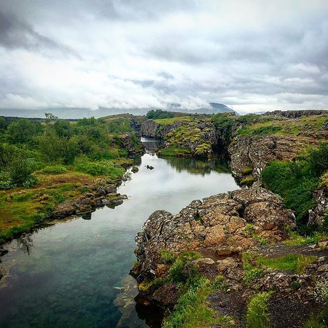 Þingvellir national park today with Rvkcars