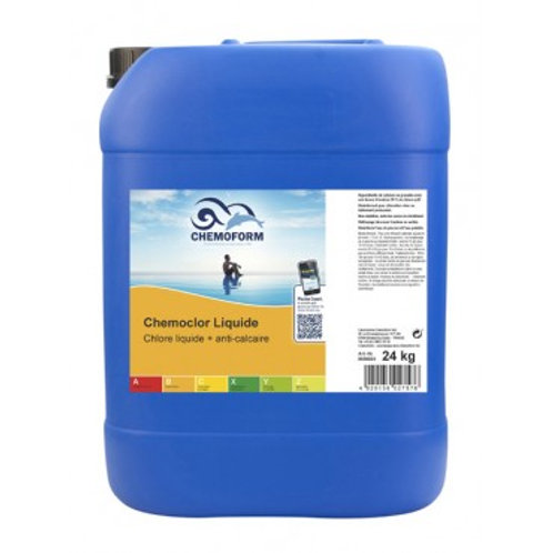 Chlore liquide - CHEMOFORM