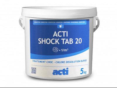 ACTI SHOCK TAB 20