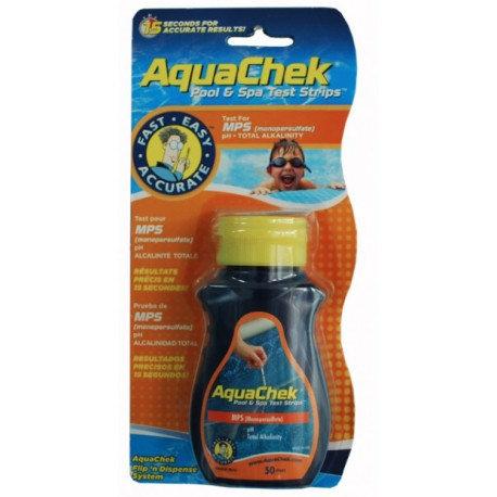 AquaChek orange - Testeur monopersulfate pour oxygène actif