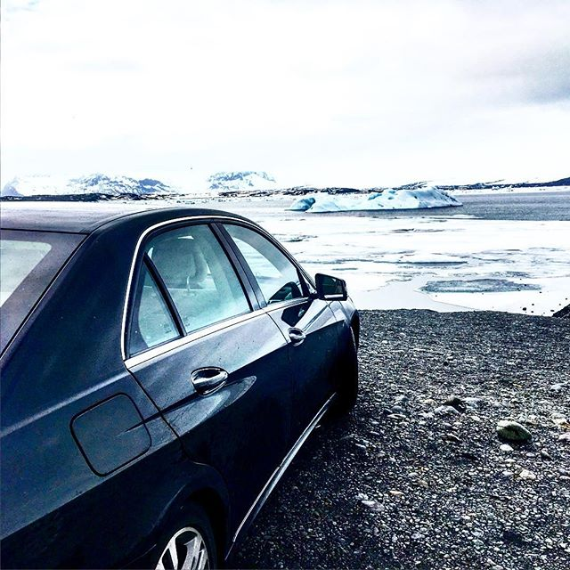 Touring to jokulsarlon with rvkcars