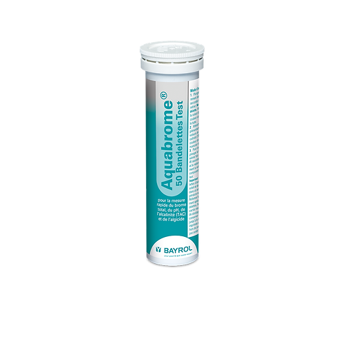 Aquabrome Quicktest - BAYROL