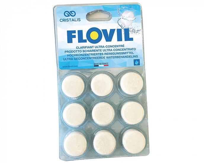 Floculant en pastilles ultra concentrées - FLOVIL