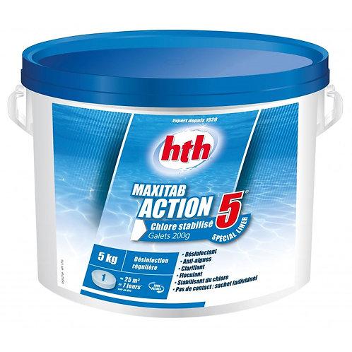 Maxitab Action 5 - HTH