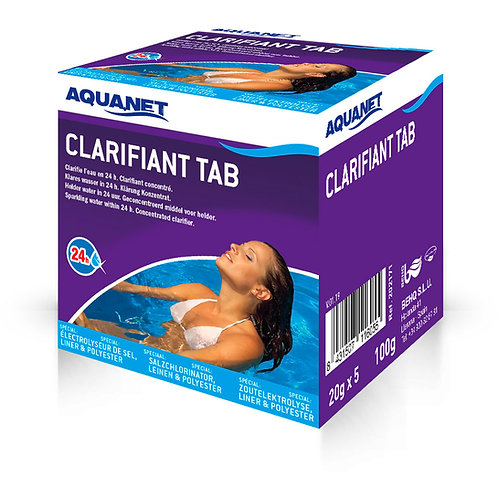 Clarifiant tab - AQUANET
