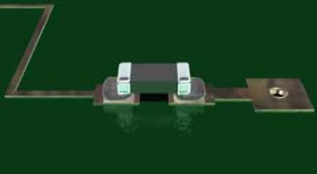Пример конструктивных условий для возникновения эффекта надгробного камня