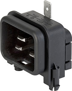 Вы найдете коннекторы IEC повсюду, начиная с задней стенки системного блока вашего компьютера, и заканчивая телевизором и игровой консолью Xbox