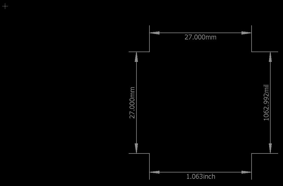 Слой 47: Measures (Размеры)