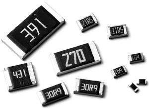 Резисторы для поверхностного монтажа – SMD-резисторы