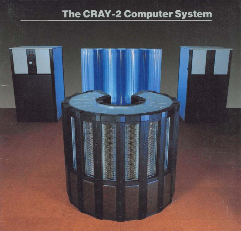 Суперкомпьютер Cray-2