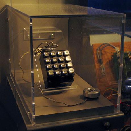 Blue Box, созданный Возом, в настоящее время хранится в Музее компьютерной истории в Маунтин-Вью, Калифорния