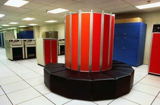 Cray-1 - самый дорогой в мире диван для двоих