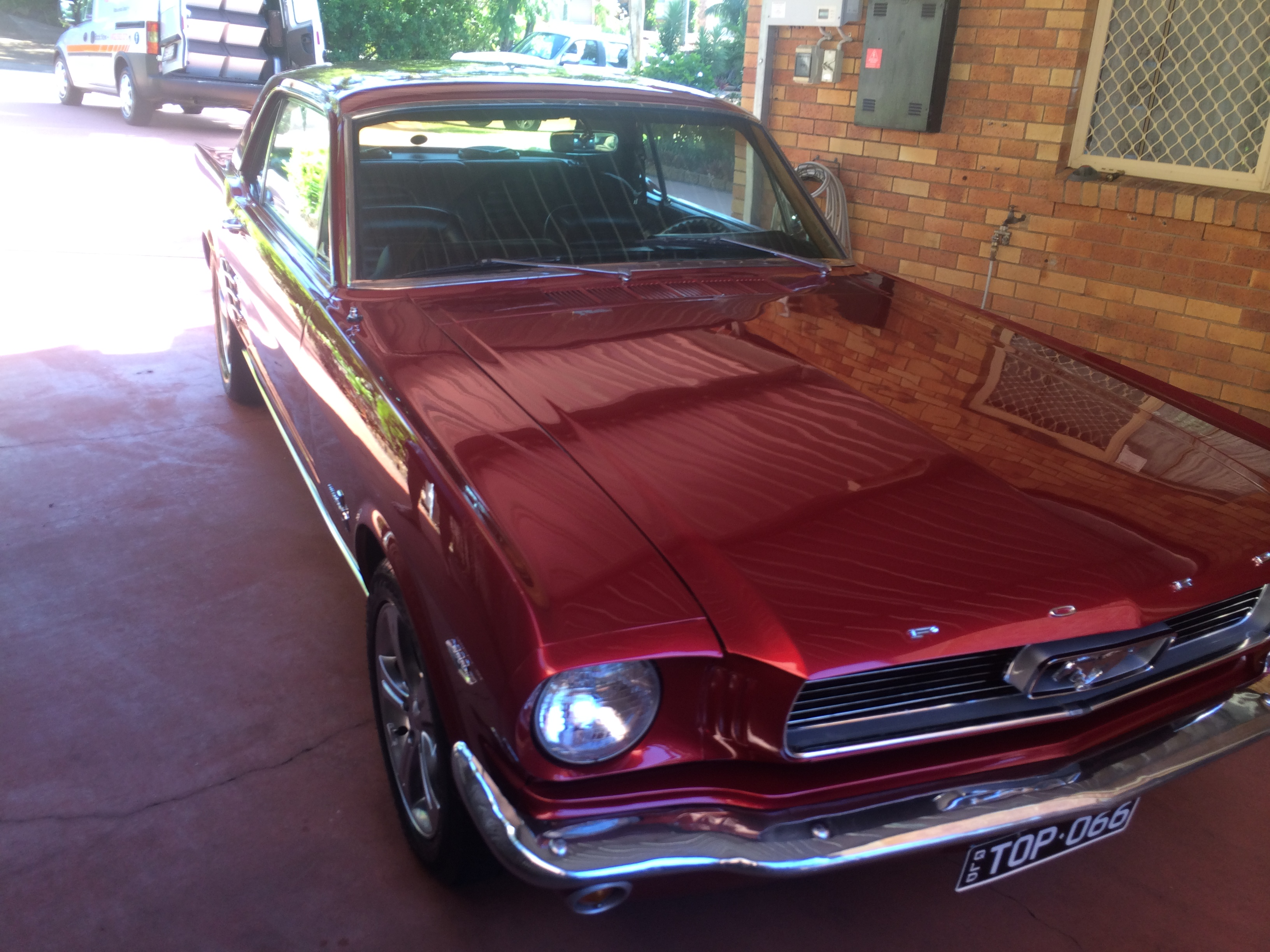 TOP66 Ford Mustang