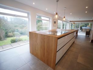 Just completed!  Charming renovation of home in Conservation area of Beaconsfield