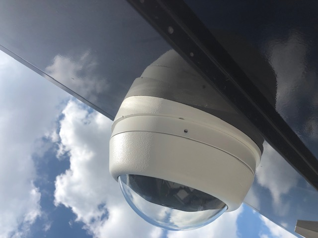 Outdoor Security Dome