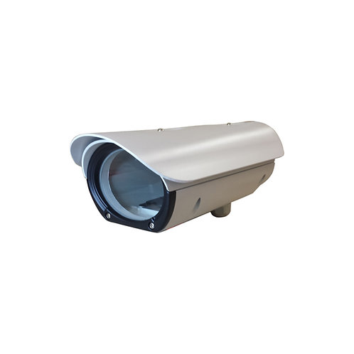 BNH Series - IP Camera Housing w/ Sunshield, Side-Opening (Flip Top)