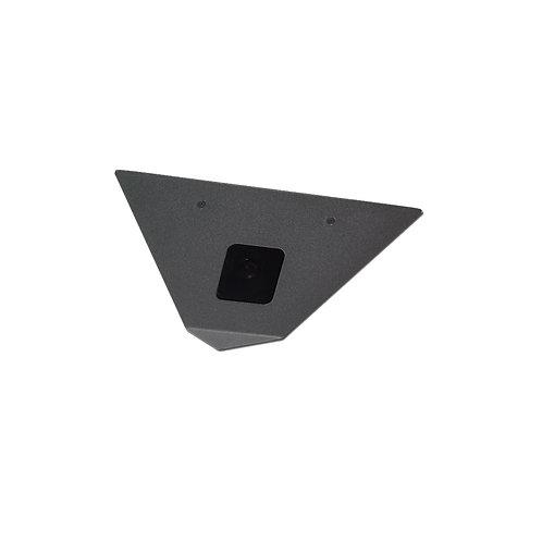 BCC Series - IP Corner Mount Camera, 1080p, 2 (12VDC/PoE), 2.8mm lens