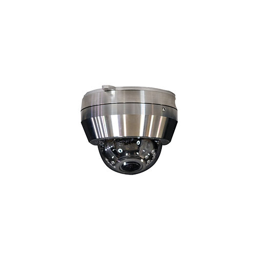 BCSS-54 HD Analog Stainless Steel IR Dome Camera with STARVIS Sensor