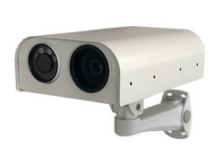 Dual housing for Thermal Imaging Analytics for Rapid Temperature Detection