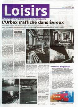 Expos Evreux Friches graphiques, Friches Graphiques et Chaos