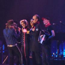 Udo Lindenberg mit Blueline Midi