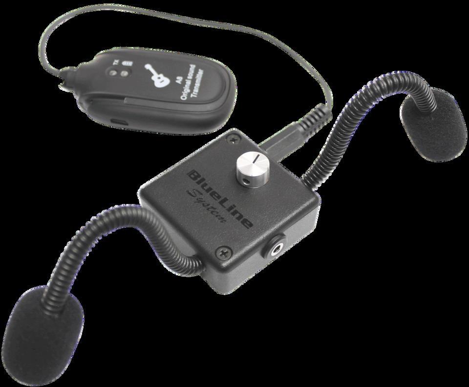 Blueline Mikrofon Funksystem