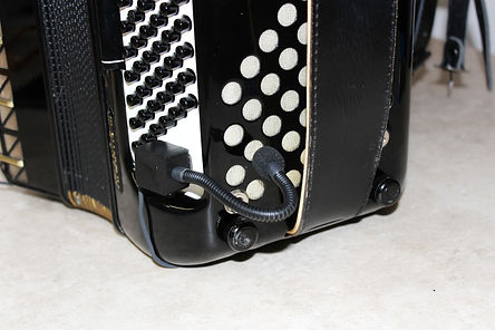 Blueline Mikrofonsystem Bass extern