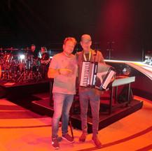 A. Brieger & Hendrik Schaper mit Blueline Midi