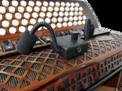 Blueline Diskant Mikrofon