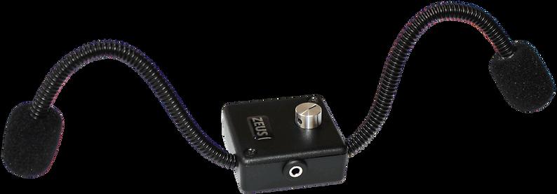 ZEUS Blueline Mikrofon System