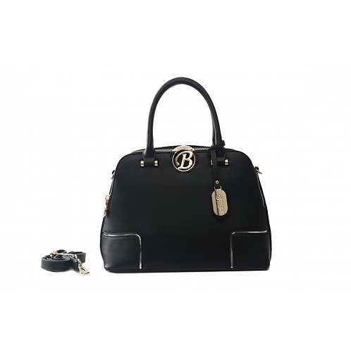 Brangio PU Leather Handbag Design RV3606-BK