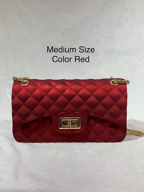 MEDIUM SIZE JELLY BAG RD