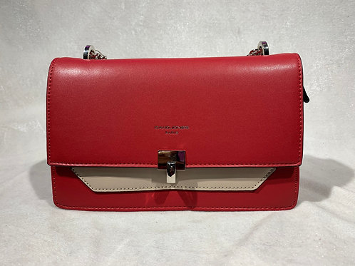 David Jones Handbag Cm5611RED