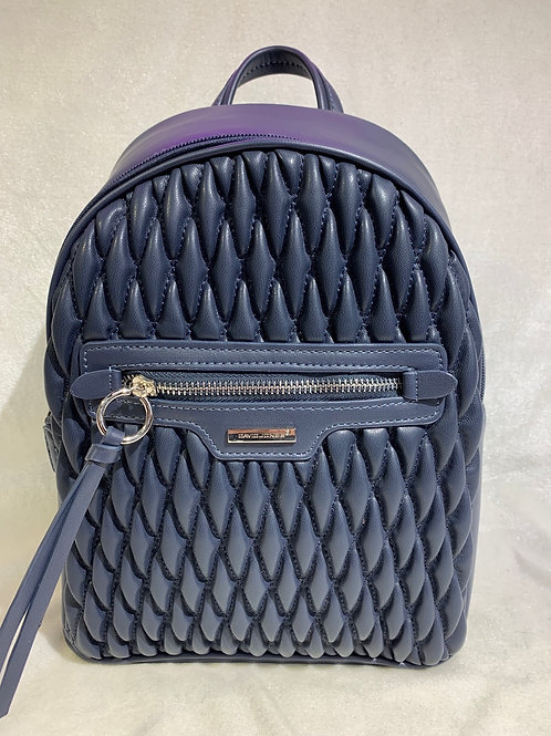 David Jones Backpack 6152-4 BU