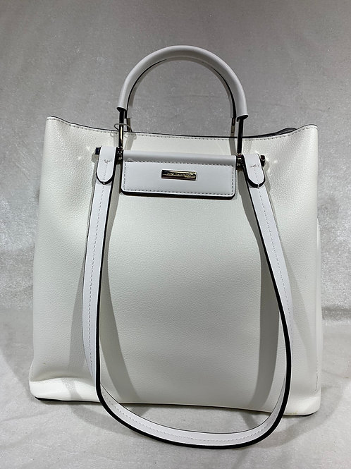 David Jones Handbag CM5789 WT