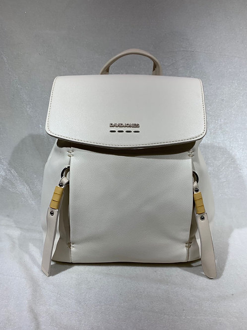 David Jones Backpack 6276-2 WT