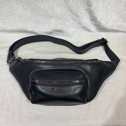 DAVID JONES FANNY PACK CM5371 BLACK