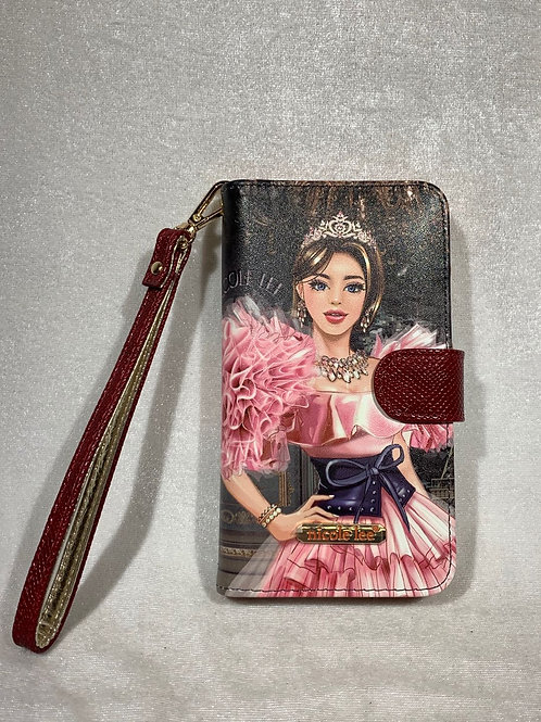 NICOLE LEE CELL PHONE CASE CRYSTAL PALACE