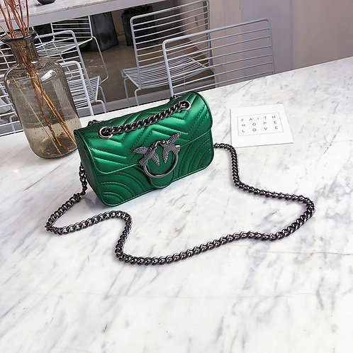 CUTE HOT TRENDY CROSSBODY JELLY BAG GN