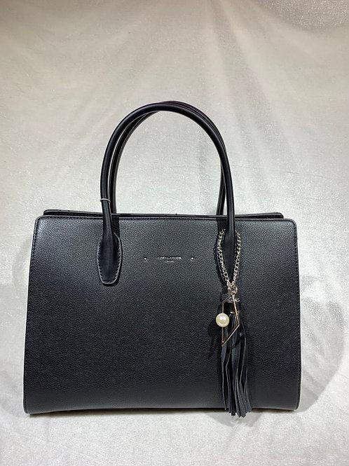 David Jones Handbag 6249-1 BK