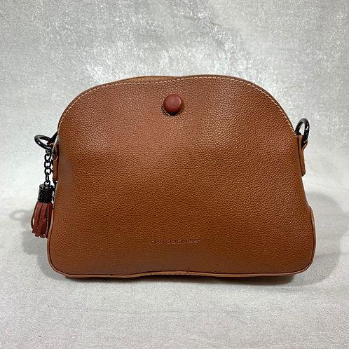 DAVID JONES CROSSBODY BAG CM5431 BROWN