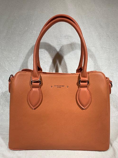 David Jones Handbag 6295-2 BRICK