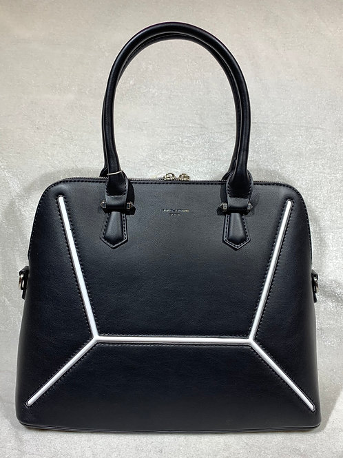 David Jones Handbag 6261-3 BK