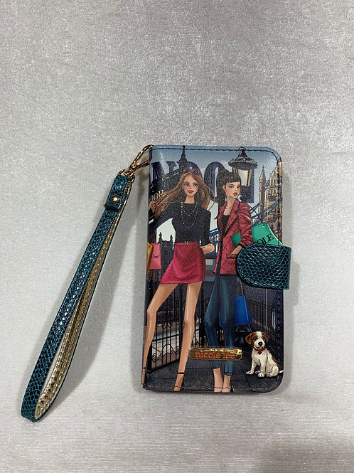 NICOLE LEE CELL PHONE CASE WOW! IT'S LONDON